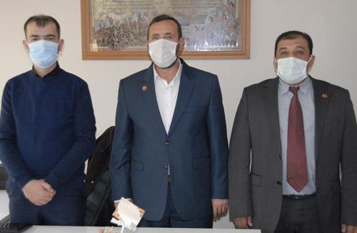 SP Merkez İlçe'den  10 Ocak ziyareti