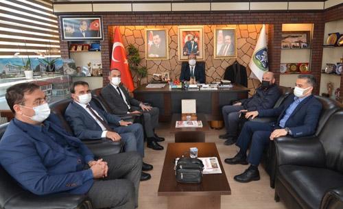 Sandıklı'da Belediye, Milli Eğitim Müdürlüğü ile istişare içinde