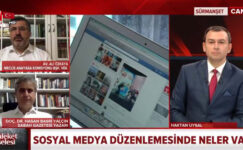"""""""Sosyal medya düzenlemesi,  yalanı önlemek için yapıldı"""""""