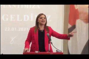 """""""AK Parti'yi iktidara kadınlar getirdi, kadınlar indirecek"""""""