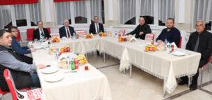 Gecek Termal Yönetim Kurulu toplantısı yapıldı