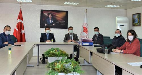 İl Mera Komisyonu toplandı