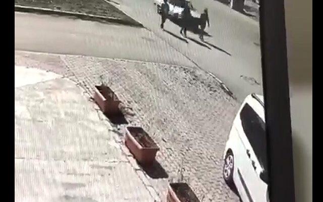 Vurdu kaçtı