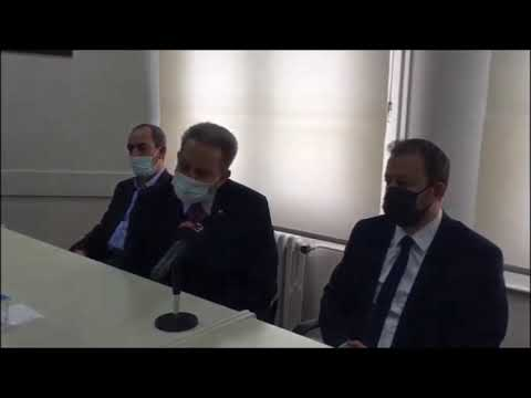 DP ve DEVA İl Başkanları istişare etti
