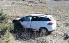 3 aracın karıştığı kazada 4 kişi yaralandı