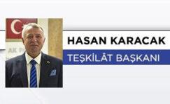 AK Parti Eskişehir yönetimine Afyonlu Teşkilat Başkanı