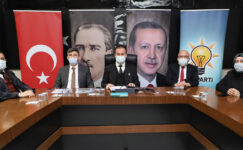 """Cumhurbaşkanı  Erdoğan'dan  çok özel mesaj: """"Afyonkarahisar bizim göz bebeğimizdir"""""""