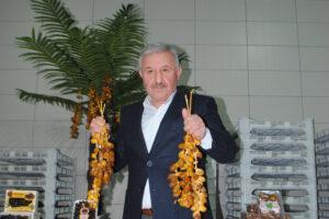 Pazar tezgahından Türkiye birinciliğine