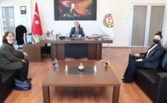 Neziha Arslan Okulları'ndan Serteser'e ziyaret