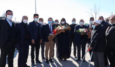 Şehit Er İsmail Çelik Parkı hizmete açıldı