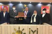 Tuzla Afyonlular Derneği'nden İYİ Parti'ye ziyaret