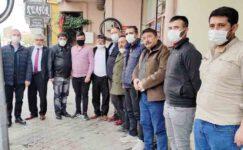 İYİ Parti'den müzisyenlere DESTEKZİYARETİ