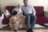 Milletvekili Özkaya'nın acı günü