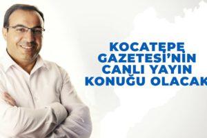 Murat Öner canlı yayın konuğu