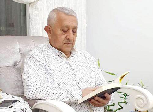 """Afyon """"ailece kitap"""" okudu"""