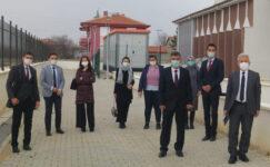 Asan Bolvadin'i ziyaret etti