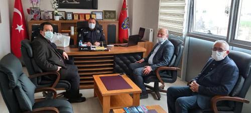 Bolvadin'de eğitimini tamamlayan askerler cezaevlerine dağıtılacak