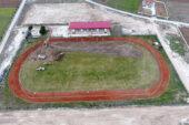 İscehisar İlçe Stadı yenileme çalışmaları başladı