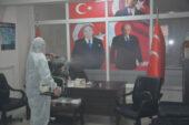 MHP'de Ramazan temizliği yapıldı