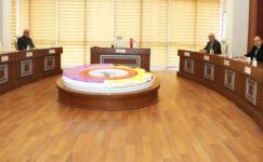 Merkez 2. OSB Yönetim Kurulu toplandı