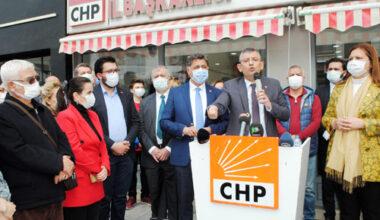 """""""Mısri Mahallesi ezilecek  karıncaysa kardeşi CHP'dir"""""""