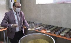 Sandıklı'da 7 yıldır kesintisiz sıcak yemek dağıtılıyor