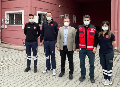 Sağlık Müdürlüğü ASHİ'leri geziyor