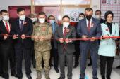 Polis Haftası'nda anlamlı açılış; Şehit Emniyet Müdürü Er'in  ismi kütaphanede ölümsüzleşti