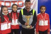Taşoluk'tan Türkiye şampiyonluklarına
