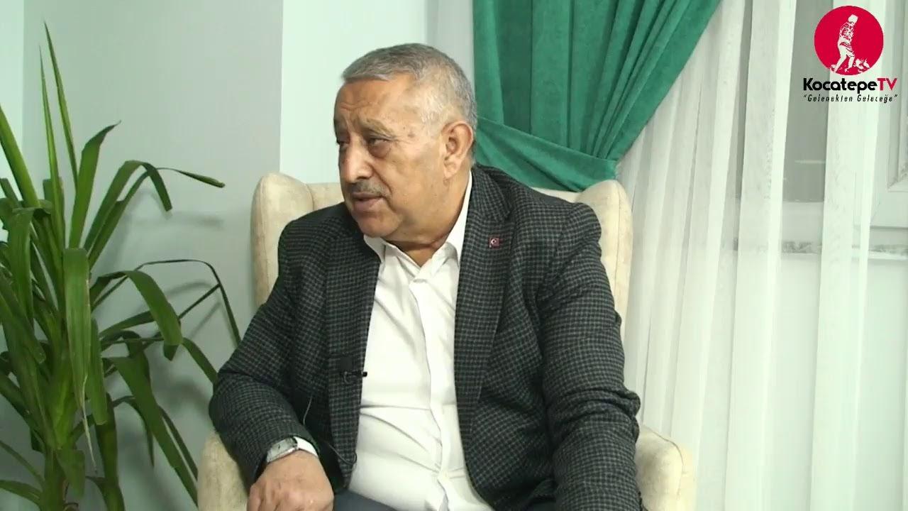Başkan Mehmet Zeybek Kocatepe TV Canlı Yayını