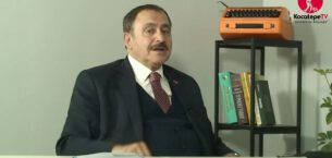 Prof. Dr. Veysel Eroğlu Kocatepe TV Canlı Yayını