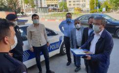 AK Parti polisleri unutmadı