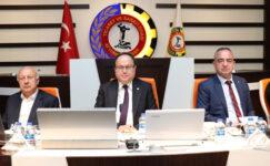 ATSO heyeti TOBB Genel Kurulu'na tam kadro katıldı
