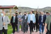 Bakan Kasapoğlu, Afyon'daki  hizmetler için teşekkür etti