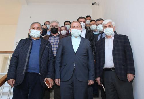 Birlik Vakfı 53. şubesini Afyon'a açtı
