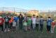Çöl'den çocuklara halı saha müjdesi