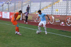 Belediye Kütahyaspor – İskenderun Futbol Kulübü: 2-3