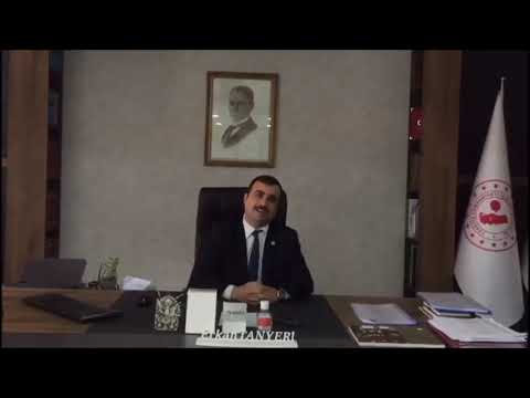 Konsept Nüfus Müdürlüğü için SIRADA 6 İLÇE VAR