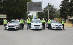 Trafik Haftası  etkinliği  düzenlendi