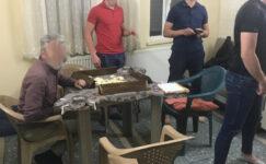 Erkmen'de kumar baskını