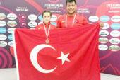 Eda Nur Ersoy Avrupa  Şampiyonası yolunda