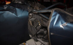 İki araç çarpıştı: 1 ölü
