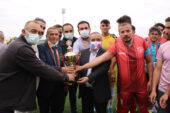 İsce şampiyonluk kupasına 14 ay sonra kavuştu