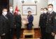 """""""Jandarma huzur ve güvenin simgesi"""""""
