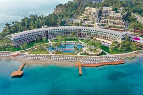 NG'nin Antalya'daki dev yatırımı açıldı