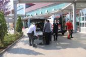 Afyonkarahisar'da 20 acemi kasap hastaneye koştu