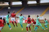 Antalyaspor, Menemen'i yedi:4-1