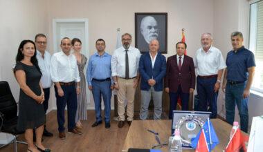 Arnavutluk bilim dünyası ile ilişkiler gelişiyor