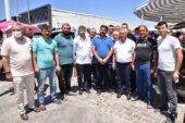Başkan Zeybek OSB'de talepleri dinledi