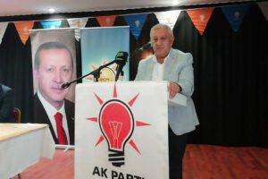 """""""Millet, büyük bunalımdan AK Parti sayesinde kurtuldu"""""""